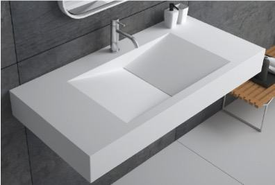 Mason Wall Mounted Basin 1000mm