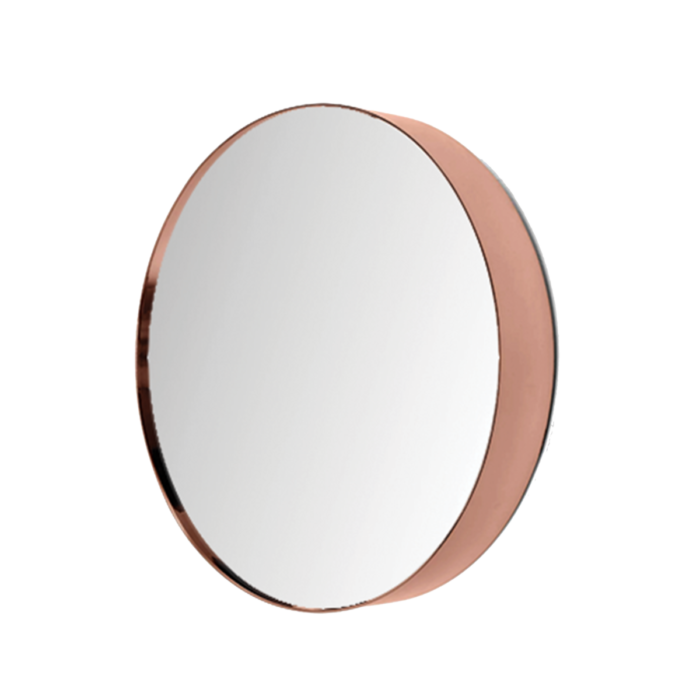 Saanti Hand Made Double Trim LED Mirror 600mm
