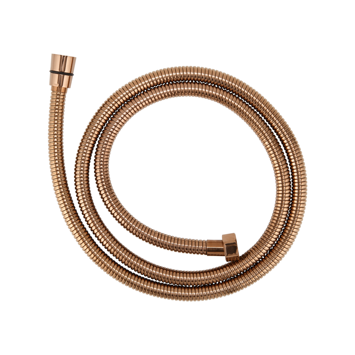 Aliah Shower Hose - Deep Rose Gold