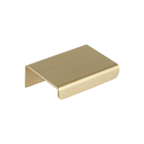 Cabinetry Pull Extended 50mm – Brass