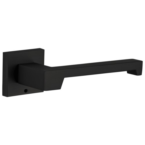Stella Door Handle - Matte Black